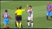 Felipe paga l'errore di Handanovic e concede un penalty al Catania