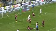 Felipe realizza il goal del momentaneo 2-3 in Parma-Milan