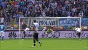 Fernandes sblocca il risultato al Friuli contro il Napoli con un goal dal dischetto