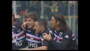 Festa Sampdoria: Vitali Kutuzov sigla il vantaggio sulla Lazio