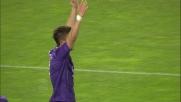 Poker Fiorentina: il goal di Jovetic non perdona una disattenzione difensiva del Pescara
