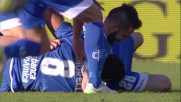 Empoli-Cesena 2 a 0: goal di Signorelli