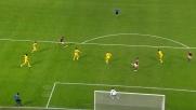 Menez segna il goal vittoria contro il parma a San Siro
