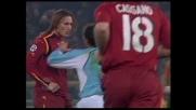 Filippini intimidisce Totti e lo fa cadere