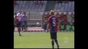 Fini mostra il tacco contro la Lazio