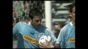 Fiore riporta avanti la Lazio contro il Siena