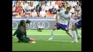 Fiorentina a un passo dal goal contro il Milan con Pazzini