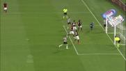 Perica sblocca il risultato con un goal in tap-in contro la Roma