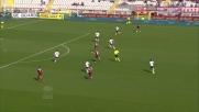 El Kaddouri sblocca il risultato, portando in vantaggio il Torino