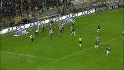 Floccari aggancia il Parma con un bel goal di testa