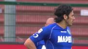 Floccari colpisce il palo dal dischetto del rigore: Udinese graziata