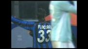 Floccari non sbaglia davanti a Carrizo: 2-0 per l'atalanta sulla Lazio