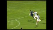 Floccari sblocca il match con il Cagliari e regala la vittoria all'Atalanta