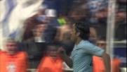 Floccari sigla il 2-0 e mette il risultato al sicuro per la Lazio