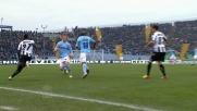 Floro Flores con classe lancia Asamoah contro il Chievo