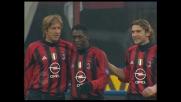Il Milan non si ferma più e Seedorf segna il goal del 6-0 contro la Fiorentina