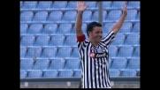 Goal d'autore per Di Natale che porta l'Udinese sul 2-0 contro il Palermo