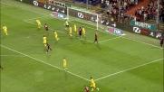 Frey vola e para il destro di Criscito in Genoa-Fiorentina