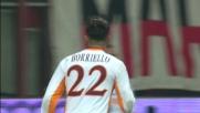 La Roma vince a San Siro contro il Milan con un  goal di rapina di Borrielo