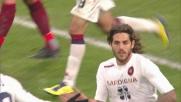 Una zampata di Larrivey a San Siro regala la gioia del goal al Cagliari