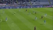 Marchetti coi pugni respinge la minaccia del Torino portata dalla coppia Immobile-Belotti