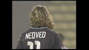 Fuori misura il sinistro di Nedved a Udine