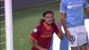 Nel derby di Roma Bojan sfiora e Osvaldo manca la deviazione