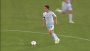 Dribbling secco di Hernanes su Del Piero