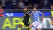 Il palo di Cerci mette i brividi alla Lazio