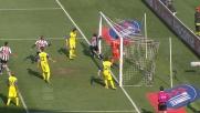 Benatia segna allo scadere il goal del 3-1 al Chievo