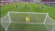 Ljajic è infallibile dagli undici metri: goal del vantaggio per la Fiorentina sulla Lazio