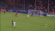 Giannetti colpisce il palo a botta sicura e grazia il Genoa