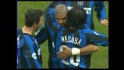 Adriano va in goal con una punizione magnifica contro l'Ascoli e regala la vittoria all'Inter