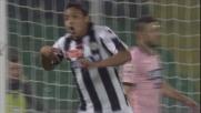Muriel show: tunnel e goal per il vantaggio Udinese