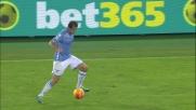 Sponda di Klose, Lulic non sbaglia e porta in vantaggio la Lazio