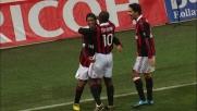 Rigore impeccabile: Ronaldinho spiazza Marchetti e porta sul 4-2 il Milan