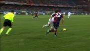 Gamba tesa di Pazienza: doppia ammonizione e Napoli in 10 contro il Genoa