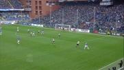 Gabbiadini segna il goal del pari e si congeda da Marassi