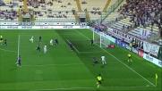 Gabriel Silva manca l'appuntamento col goal nella sfida con la Fiorentina