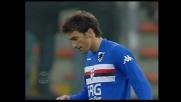 Gasbarroni sbaglia il tiro a giro: palla fuori contro la Lazio