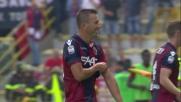 Gastaldello troppo polemico, espulso contro il Genoa
