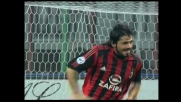 Gattuso dal limite sfiora il goal contro il Lecce