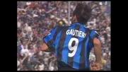 Gautieri punge la Lazio e porta in vantaggio l'Atalanta