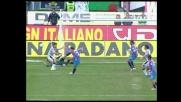 Palo di Floro Flores contro il Catania