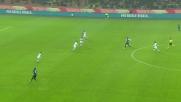 Giocata di suola e filtrante di Jovetic: il Genoa si salva con Ansaldi