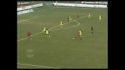 Vidigal prova il grande goal contro il Chievo