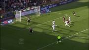 Genoa-Brescia: Antonelli realizza il goal del definitivo 3 a 0