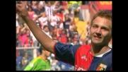 Genoa in goal grazie allo splendido sinistro di Criscito