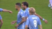 Gentiletti atterra Dzeko: rigore per la Roma nel derby, ma forse il fallo avviene fuori area