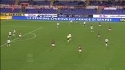 Gervinho si divora un goal contro il Livorno